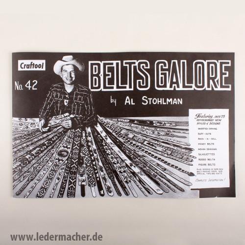 Belts Galore - Lederfachbuch