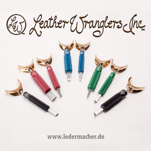 Leather Wranglers - SK3 Swivel Knife - diverse Größen/Farben